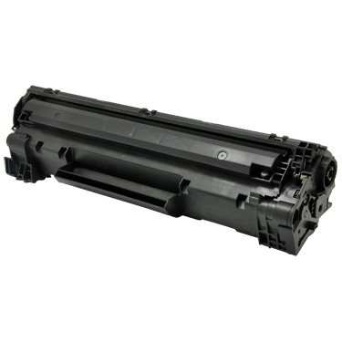 Black Laser Toner Cartridge compatible with the HP (HP 85A) CE285A